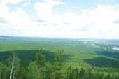 И снова вид с горы Сугомак