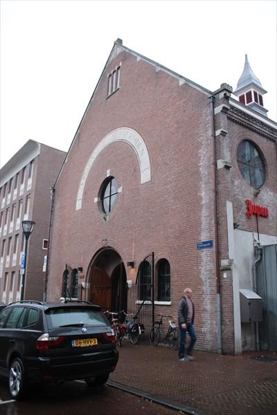 Пивоварня Jopen Bier Jopenkerk