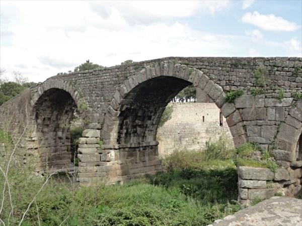 Арочный мостик.
