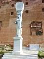 Статуя Сераписа.