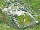 Остатки храма Диониса.