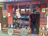 Бергама, магазин сувениров.