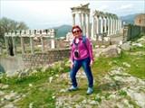 Остатки храма Траяна,