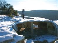 Зимний Крым 2011 года.