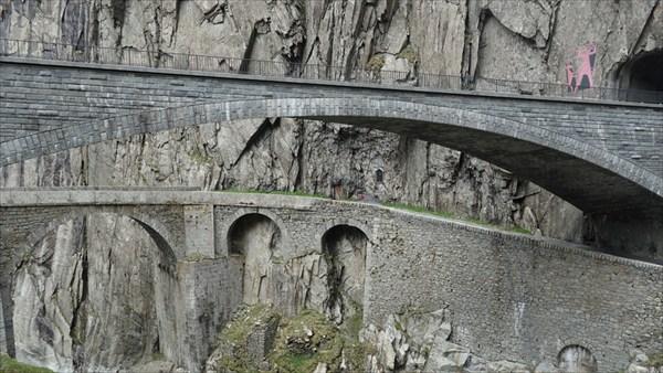 Чертов мост.