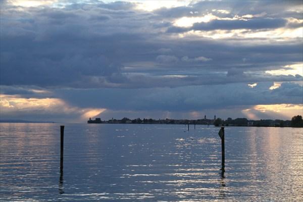 Боденское озеро.