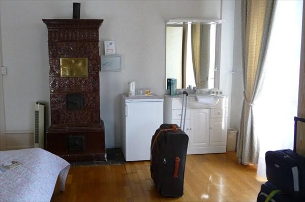 Женева, отель в самом центре
