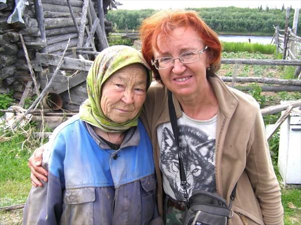 Дарья Александровна - коренная манси