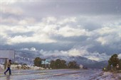 Семинский перевал.