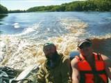 Хаааараааашоооооооооооооо...На реке Парабель