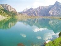Озера Зеравшанской долины