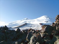 Эльбрус, западная вершина (24.08.08 - 30.08.08)