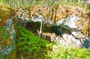 Карстовая арка