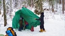 Игра с палаткой