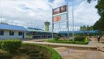 Международный аэропорт Занзибара.