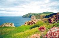 Вокруг острова Ольхон на байдарках