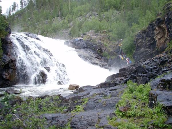 водопад Маманя