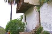 Парк Драго, древний балкончик
