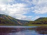 Впадает приток Кондромо