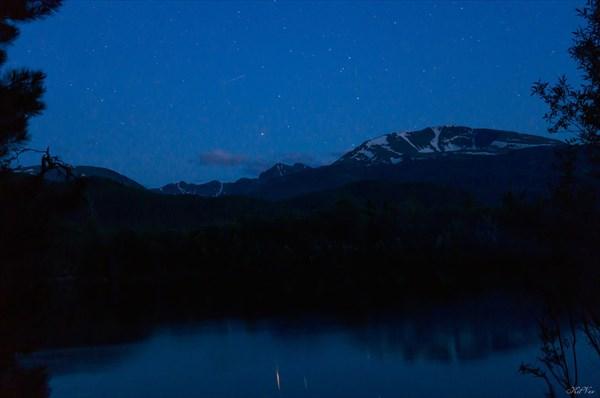 Ночь и звёзды
