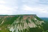 Чуфут-Кале. Столовые горы