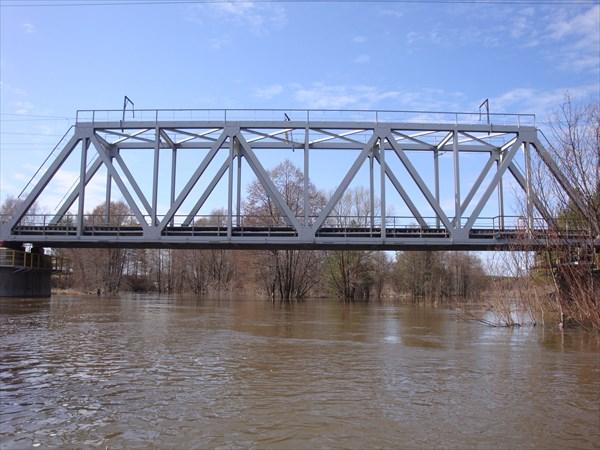 Мост вид в фас