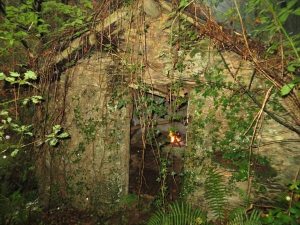 Древняя мельница