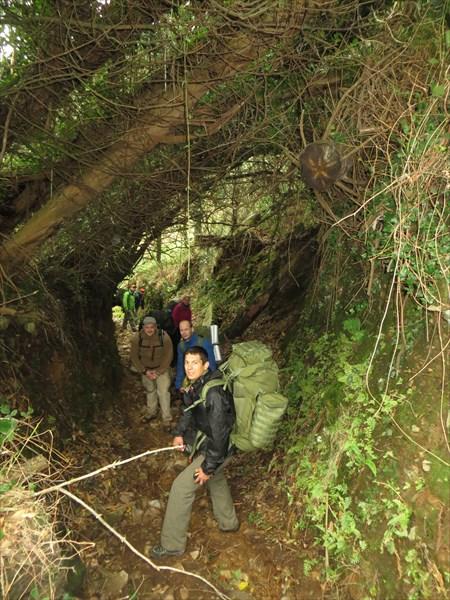 Естественный тоннель