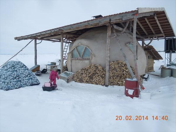 Дом Сергея и Наташи