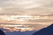 Закат в верховьях Иолдо