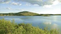 Верхнетериберское водохранилище (бывшее озеро Лапъявр)