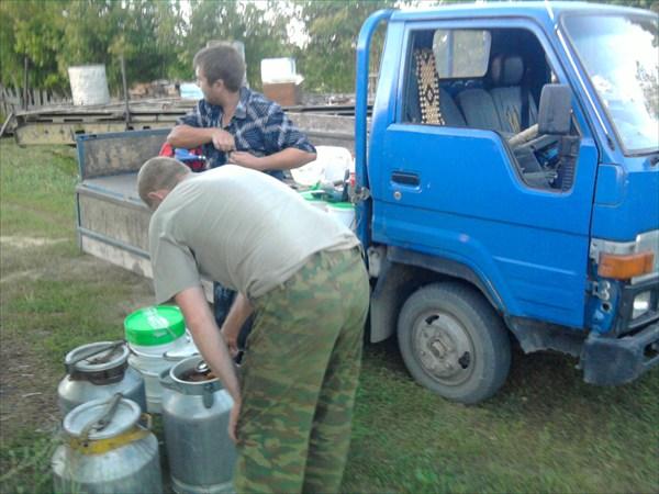 Пасека в Пономарёво
