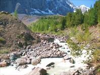 Алтай, долина Актру