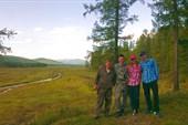 Вторая долина реки Самакит