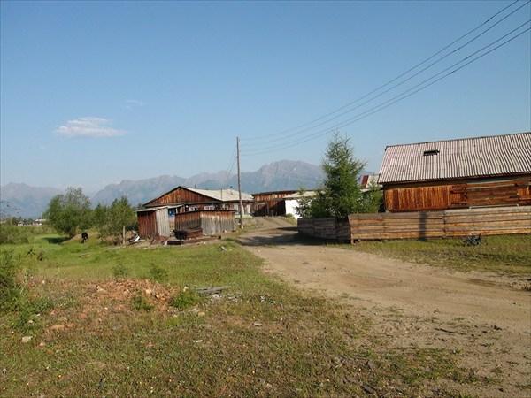 поселок Старая Чара