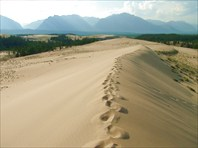 Как мы по Пескам бродили
