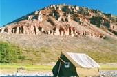 Моя новая палатка