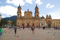 Южная Америка, Колумбия