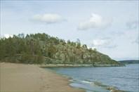 Большие песчаные пляжи