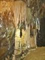 В пещере Хастингс.