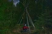 индейский шатер