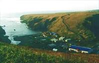 На самых дальних наших островах. Остров Итуруп