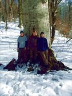 Алек, п. Заблудших. Зима 2005