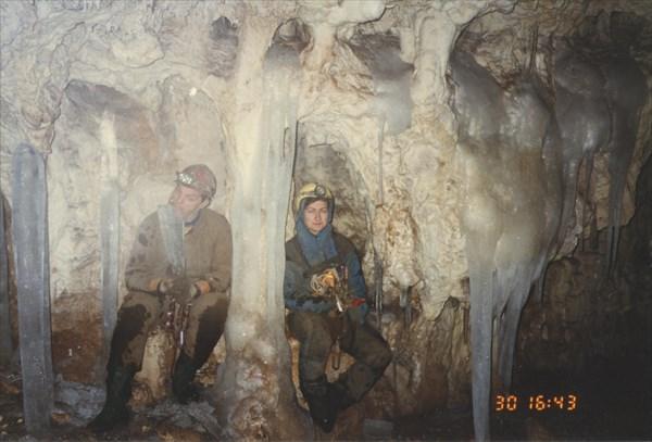 22. Пещера Ледяная (Пастушья)