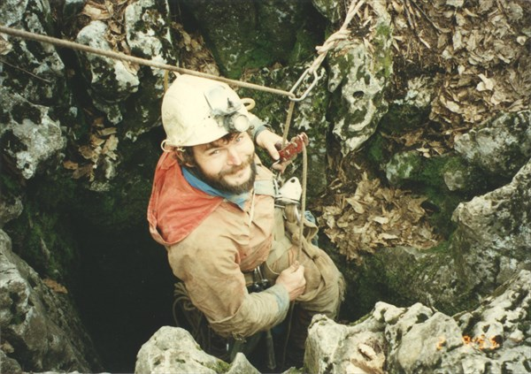 27. 02.05.1997 пещера Молодёжная
