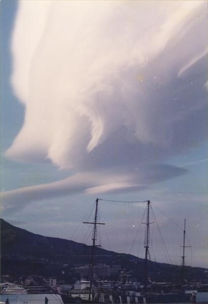 43. Облако над Ялтой