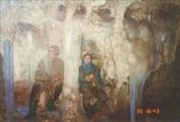 Караби. Весна 1997. ком. Лихачев. (C) Алексей Вшивцев