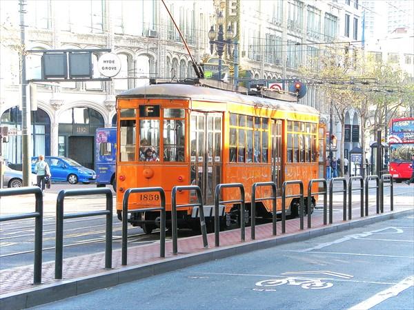002-Трамвай