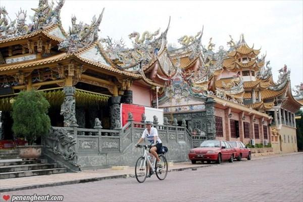 Велосипедом через Малайзию
