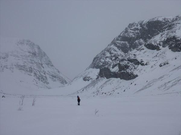 Впереди перевал Умбозерский